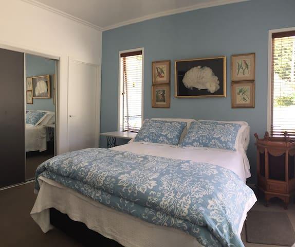 Apple B n B  THE BLUE ROOM - Waipapa - Bed & Breakfast