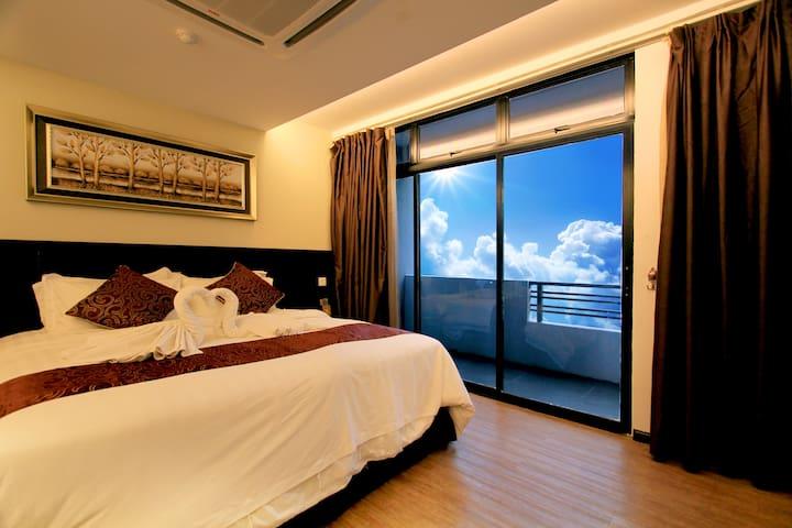J Suites Hotel - Kuala Terengganu - Boutique hotel