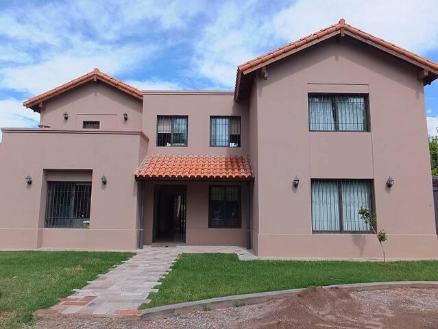 Casa de verano en Vistalba - Luján de Cuyo - Hus