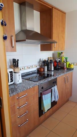 Küche zur gemeinsamer Benutzung