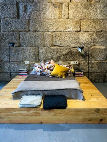 Cama doble 01 /Double bed 01.