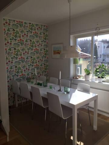 En härlig familjevilla i Bromma - Estocolmo - Casa