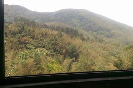 景觀森林小木屋 - Lugu Township