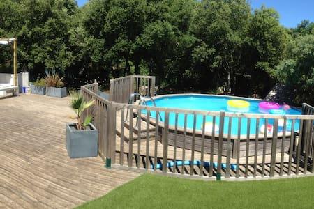 Villa 120m² avec piscine proche Montpellier - Beaulieu - วิลล่า