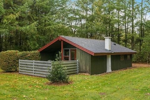 Serene Holiday Home in Jutland with Garden