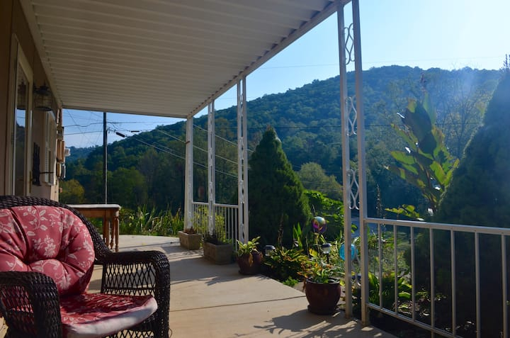 Cozy Swannanoa Valley Home