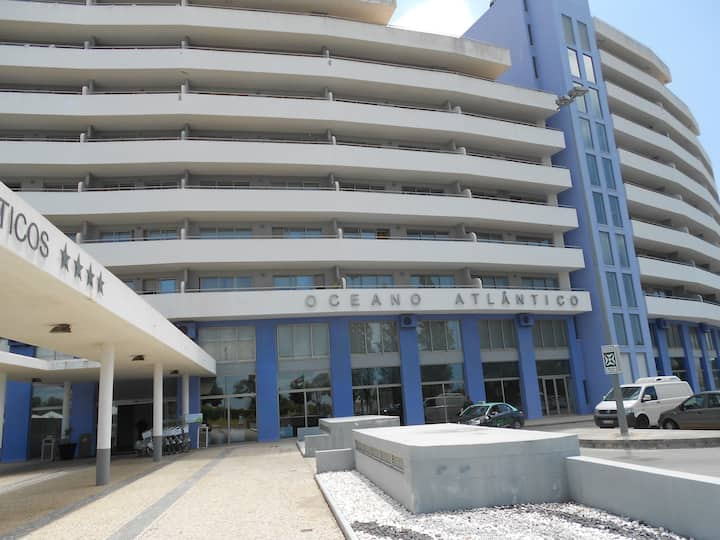 HOTEL 4*  OCEANO-ATLANTICO   8  per
