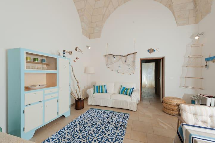 Casa Anacleto - Santa Cesarea Terme, frazione Cerfignano - Casa