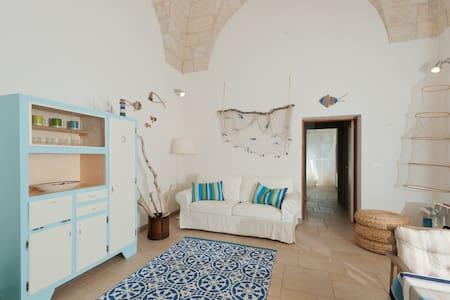 Casa Anacleto - Santa Cesarea Terme, frazione Cerfignano