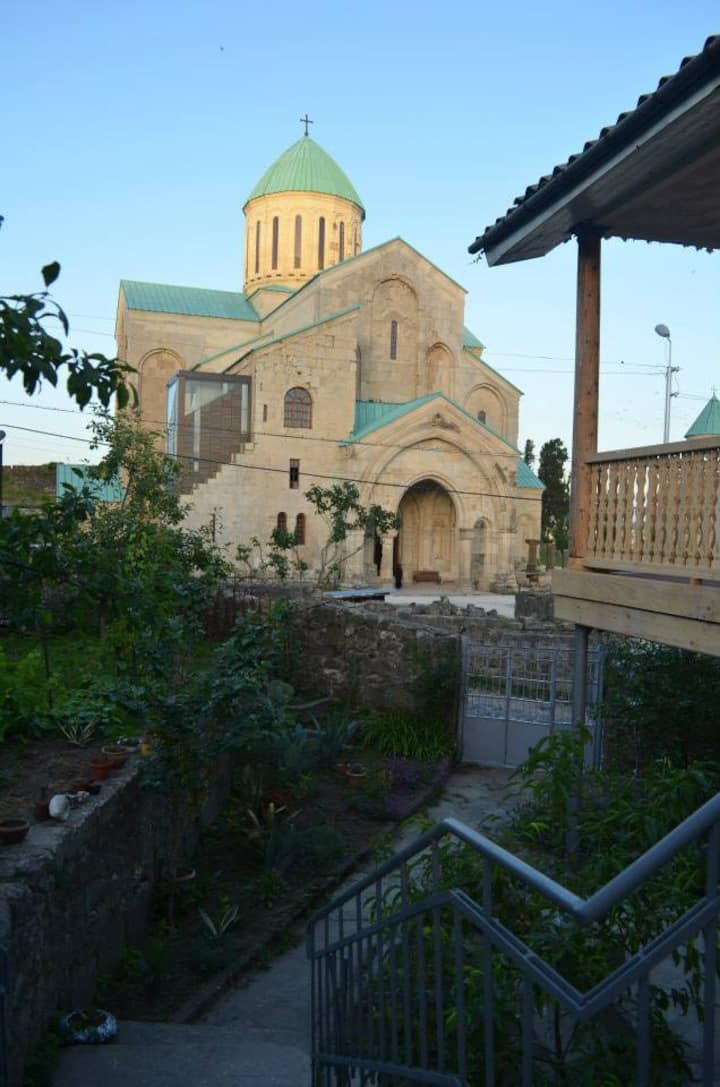 Guest house Bagrati