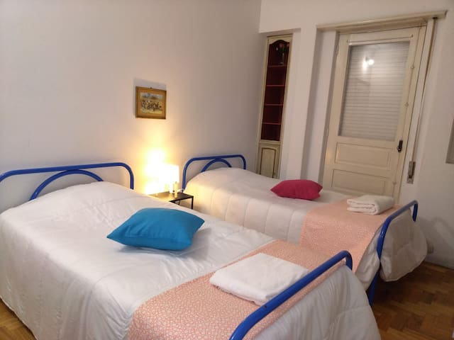 Comfortable Bedroom in Braga Historic Center