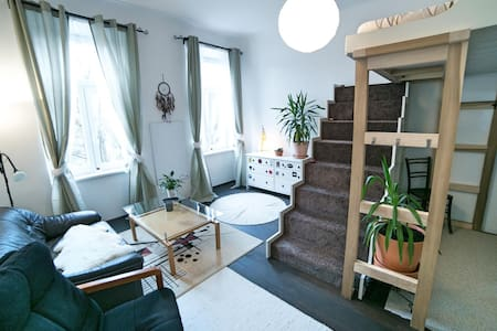 NEW, SUNNY & CENTRAL - 8min to DOWNTOWN - Wien