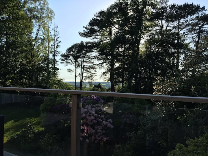 East Sussex Home with a View