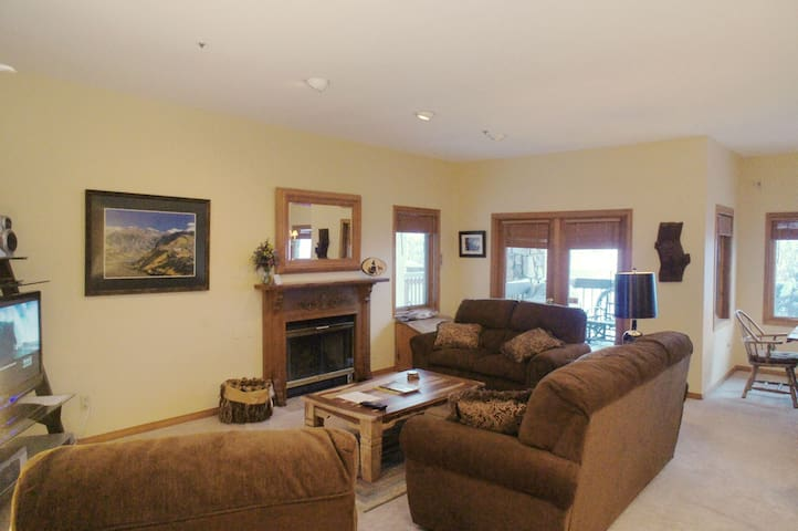 Telluride 2 bed 2 bath ski in/out - Mountain Village - Apartment