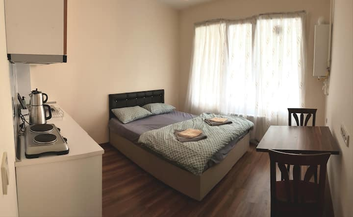Taksim, Cihangir, well located studio, 1st FL #8