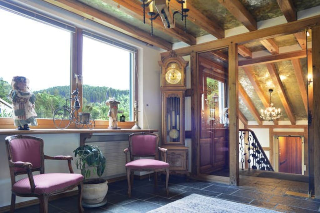 Bed and breakfast Eleganza Monschau (Familiekamer) - Bed and breakfasts for Rent in Monschau ...