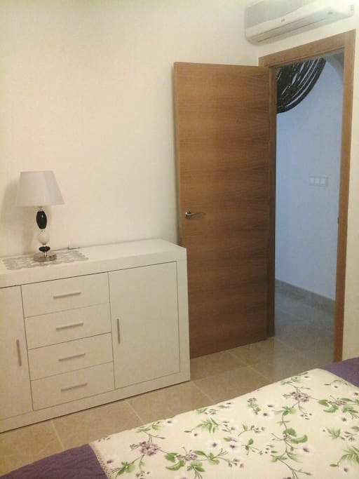 Bedroom, commode for your clothes