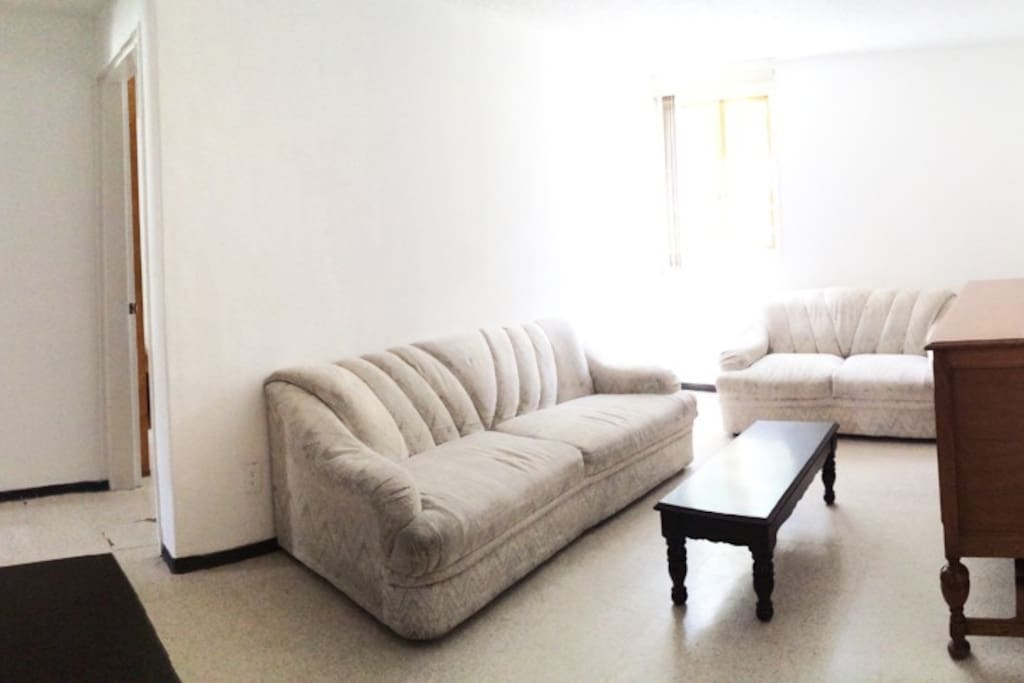 Nice apartment in Mexico City for an affordable price