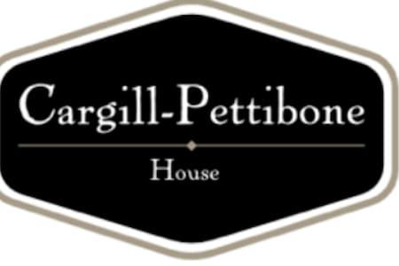 Cargill-Pettibone  - Cordelia Pettibone's Room - La Crosse
