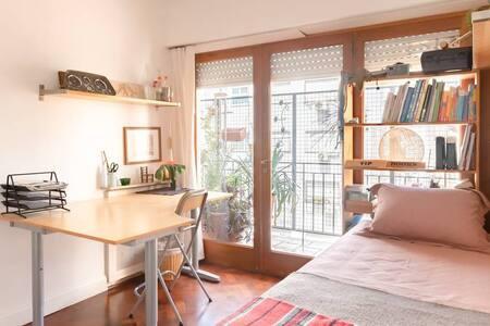 Habitación en Recoleta II
