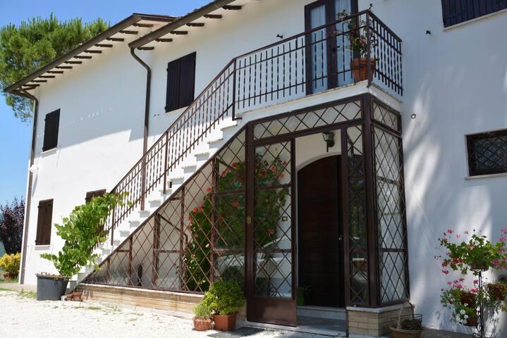 Casale Fusco Farmhouse B&B - Spoleto - Villa