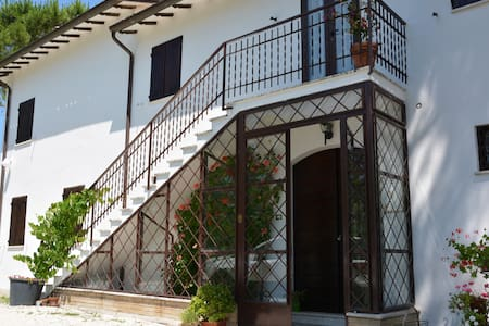 Casale Fusco Villa a Spoleto Umbria - Spolète
