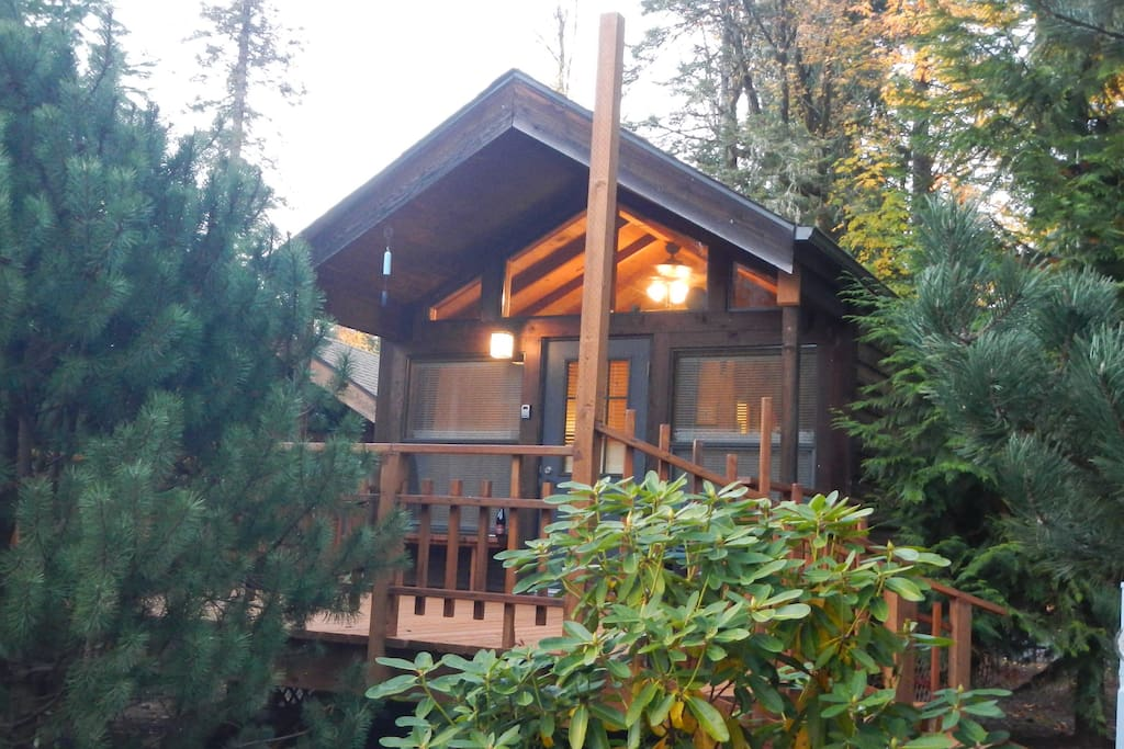 cabin invites you to explore nature cabanes louer