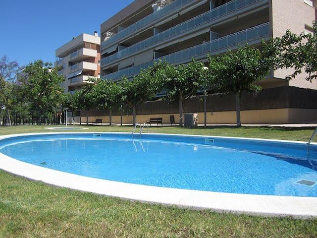 Apartamento Salou zona residencial - Salou - Apartemen