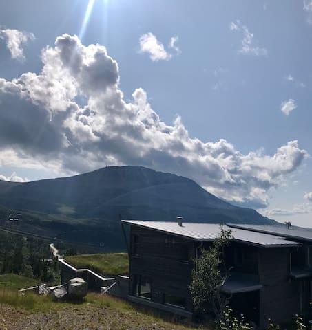 Brendstaultoppen Panorama