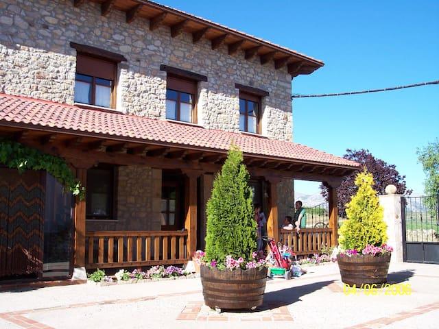 Casa de Turismo Rural El Encinar - Tarilonte de la Peña