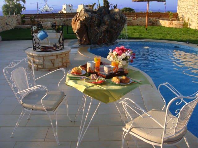 Villa Valentine, total relaxation