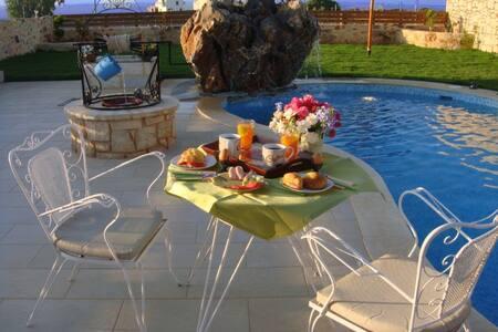 Villa Valentine, total relaxation  - Chersonisos