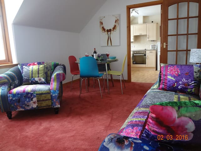Red grouse Apartment - Aviemore - Daire