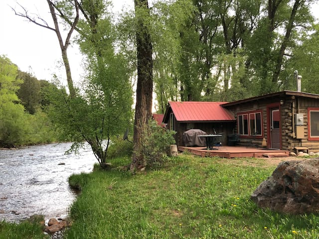 ❤️ of the Frying Pan River | Fish from the porch