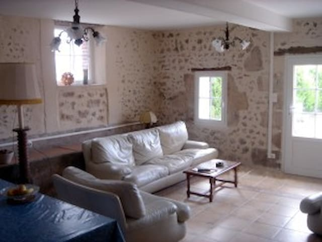 Self catering rental la Ferme Gien  - Briare - House