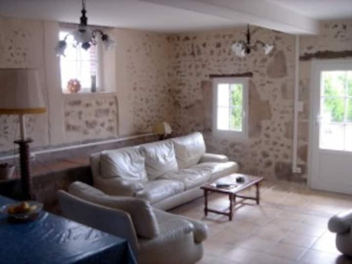 Self catering rental la Ferme Gien