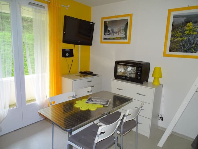 Apartment in Laguiole (Midi Pyr.)