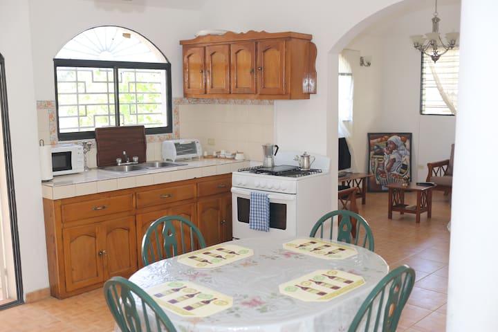 Kalalooblues guest house. - Port-au-Prince - Apartment