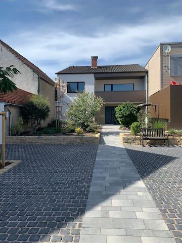 Haus Erika in Bechtheim am Rheinterrassenweg