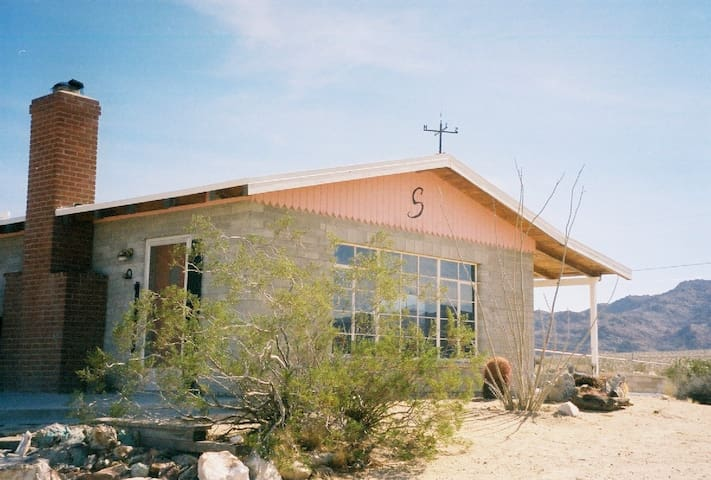 The Lovers' Lodge at Joshua Tree