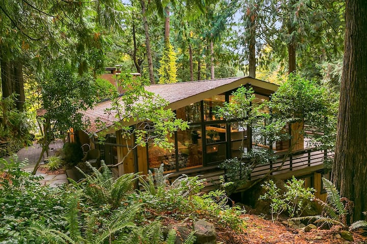 House in the Woods (upper unit) - Issaquah - Ev