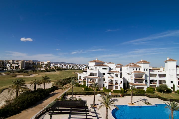 Penthouse on La Torre Golf Resort - Torre-Pacheco - Lägenhet