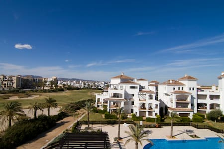 Penthouse on La Torre Golf Resort - Torre-Pacheco - Apartmen