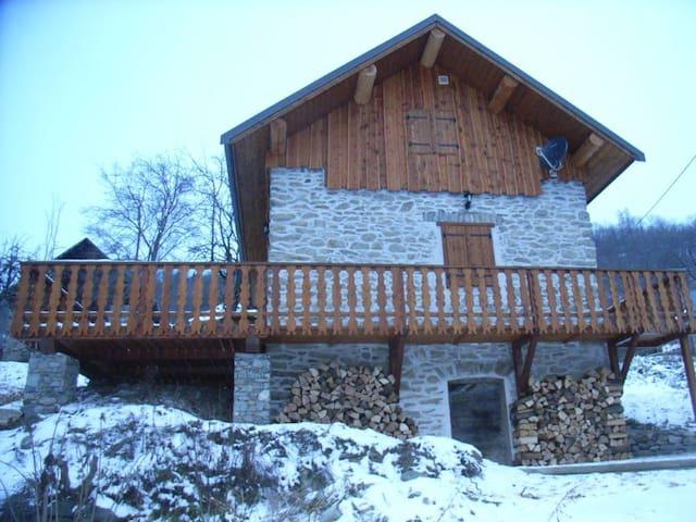 Chalet Le Ramoneur - Saint-Alban-des-Villards - Almhütte