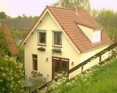 Kleine kamer hoogslaper Hurwenen BB - Hurwenen - Pousada