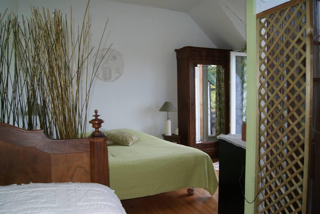 Ermitage chambre des deux amants chambres d 39 h tes - Chambres d hotes limoges centre ...