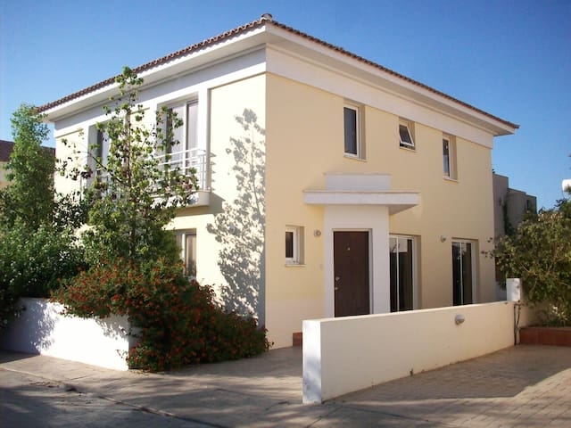 Beach Side Villa in sunny Cyprus