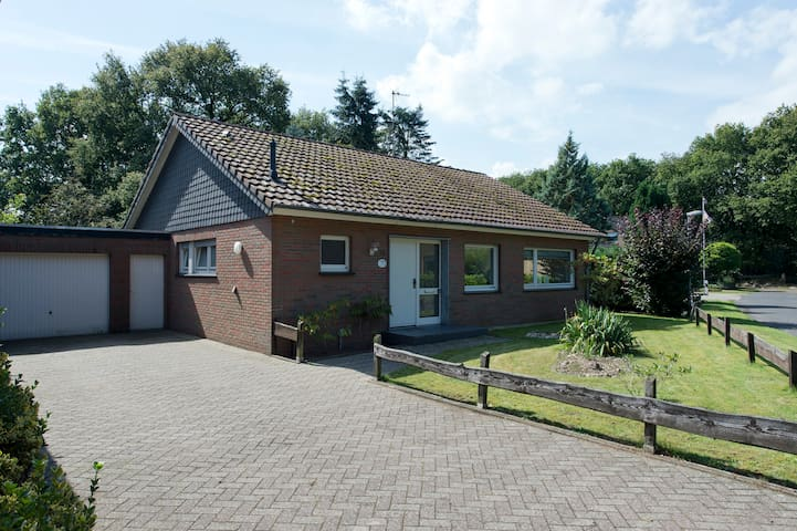 Beltvilla 'Haus an der Heide' - Itterbeck