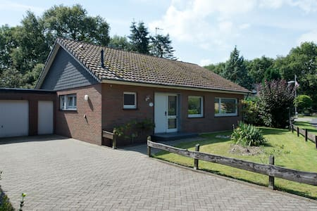 Beltvilla 'Haus an der Heide' - Itterbeck - Rumah