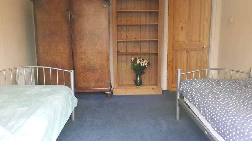 Clean Quiet, Two Triples w Breakfast. VGLocation. - Oxford - Maison